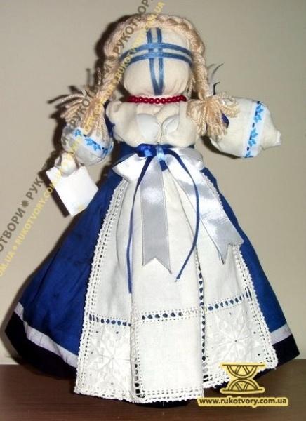 мотанка · лялька