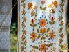 Надія Денисюк, козацький рушник, вишивка