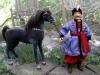 Коник і козак