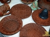 плетений посуд