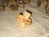 Вироби Сергія Святного, дерев\'яні іграшки