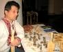 Вироби Сергія Святного, дерев'яні іграшки