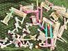 яворівська забавка, іграшка з дерева