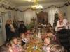 Солодкий стіл з миколайчиками