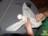 як зробити ангела з тканини
