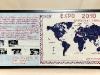вишита карта світу