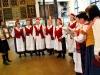 """Естонський жіночий хор \""""Силеке\"""" на відкритті виставки"""