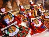 Traditional Rag Dolls from Soganli. Kayseri, Turkey