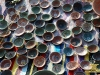 глиняні тарілки
