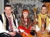 Дмитро та Галина Биндас з донькою
