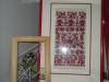 Подарований Черкаському краєзнавчому музеєві фрагмент рушника
