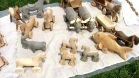Іграшки Анатолія Бровченка, народного майстра