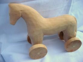 Анатолій Бровченко, дерев'яна іграшка