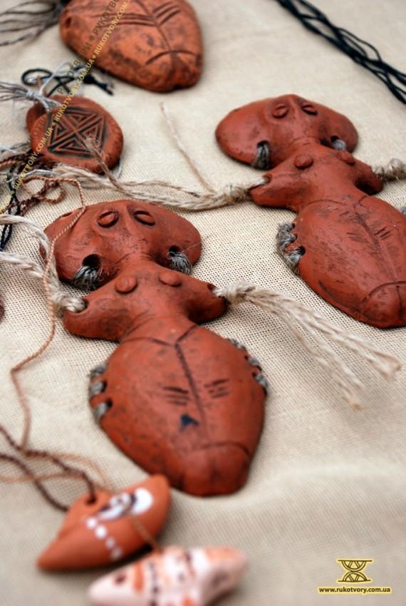 Давня богиня жіноцтва та родючості Мокоша у творчості народного майстра Федора Куркчі