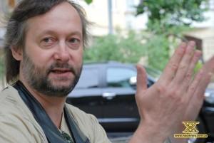Андрій Пушкарьов, митець