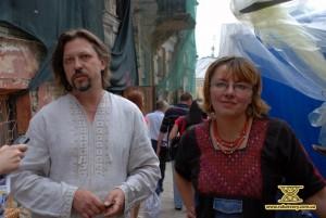 Творче подружжя: Олександр та Ірина Ковальчуки