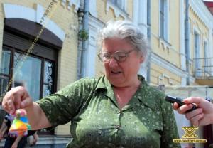 Людмила Дворяківська, майстриня художньо-народного розпису