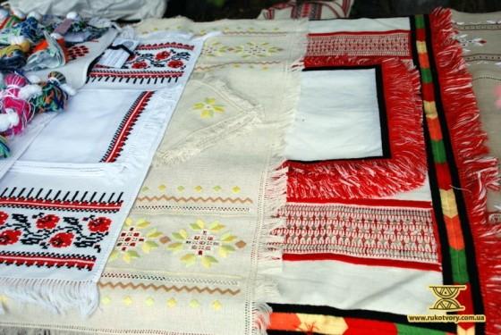 Роботи майстрині-вишивальниці Ірини Суліковської
