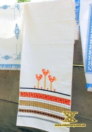 Рушник з грецьким орнаментом