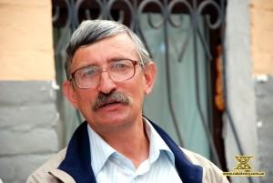Сергій Денисенко, художник-кераміст з Василькова