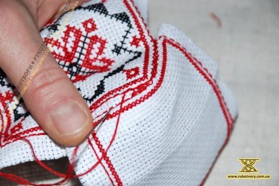 як зшивати біскорню