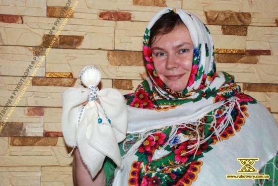 Ірина Суліковська зі своїм ангелом