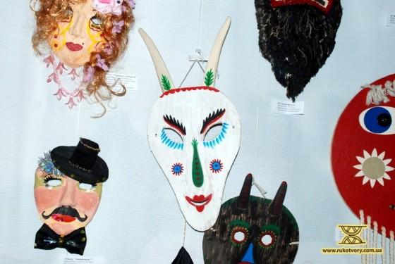 маска кози