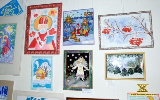 Різдвяні малюнки
