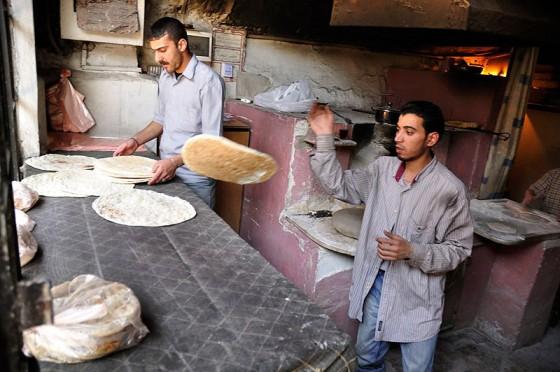 хліб в Сирії