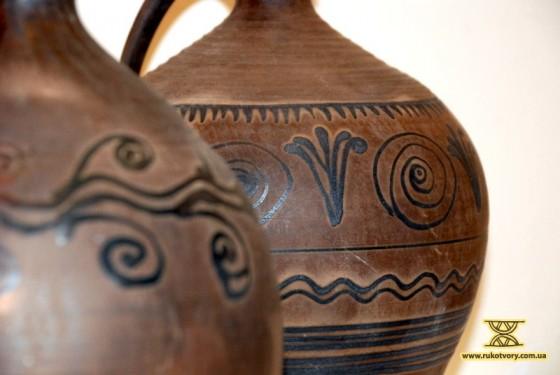 Орнаменти в гончарстві