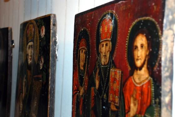 Ікони з колекції Ольги Богомолець