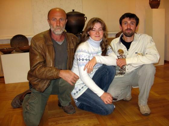 Родина Спасьонових-Тодорчуків