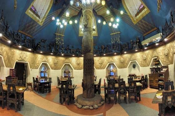Інтер'єр ресторану Велес (Золотоноша)