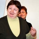 Галина Ярова - директор музею гетьманства