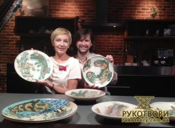 Іван Бобков та Галина Бабій