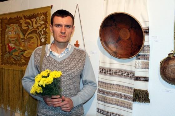 В'ячеслав Одарченко, гончарство