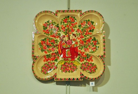 Виставка Галини Назаренко у Франції