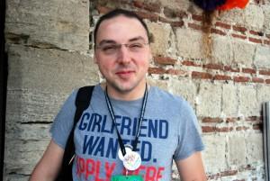 Александар Ардзалієв, член журі з Македонії