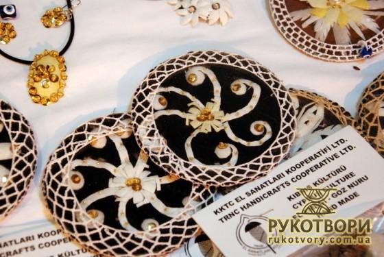 Silkworm cocoon art