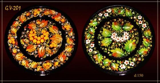 Декоративні тарілі