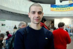 """Юрій Ігнатенко, співзасновник """"Мистецької сотні"""""""