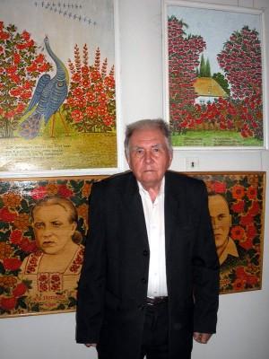 Федір Панко, художник