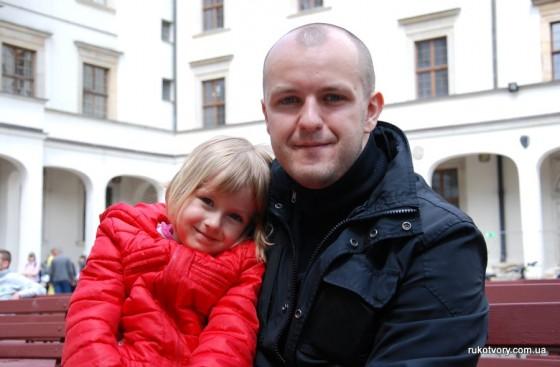 Олесь Філь, заступник голови Щецинського відділення Об'єднання українців в Польщі