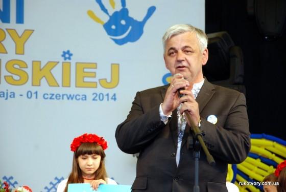Іван Сирник, голова щецинського відділення Об'єднання українців в Польщі
