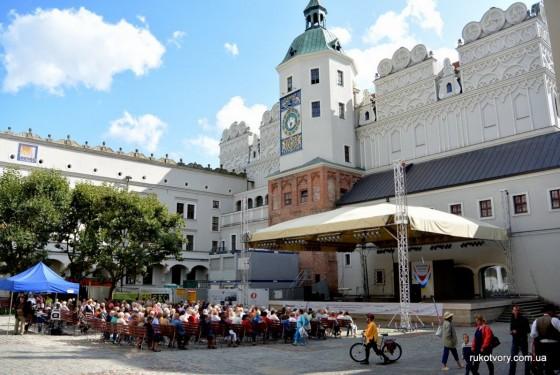 Замок князів Поморських