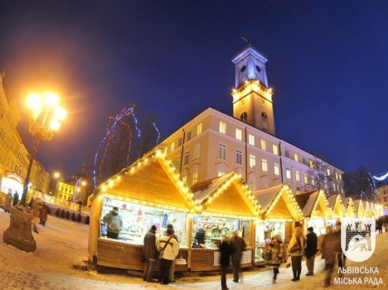 Ярмарок у Львові