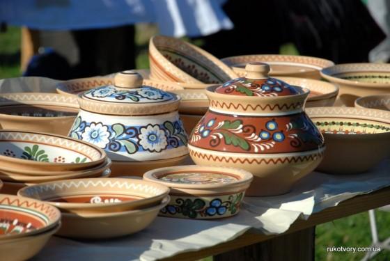 Васильківська кераміка