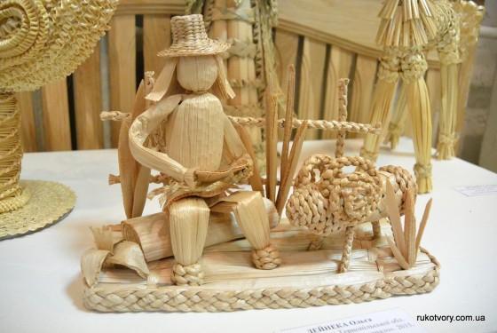 Плетіння з кукурудзи