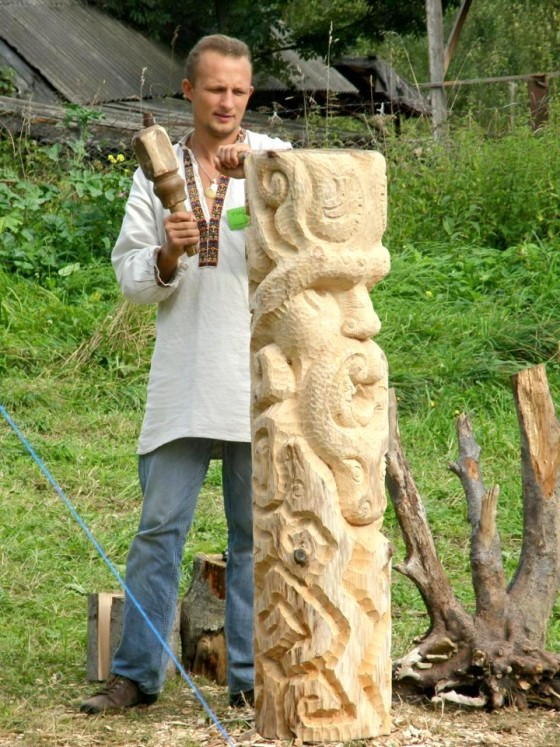 Антон Лубій, скульптор