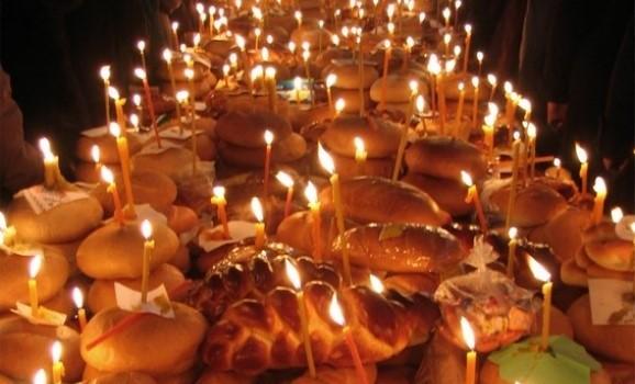 Всеукраїнська поминальна виставка обрядових хлібів